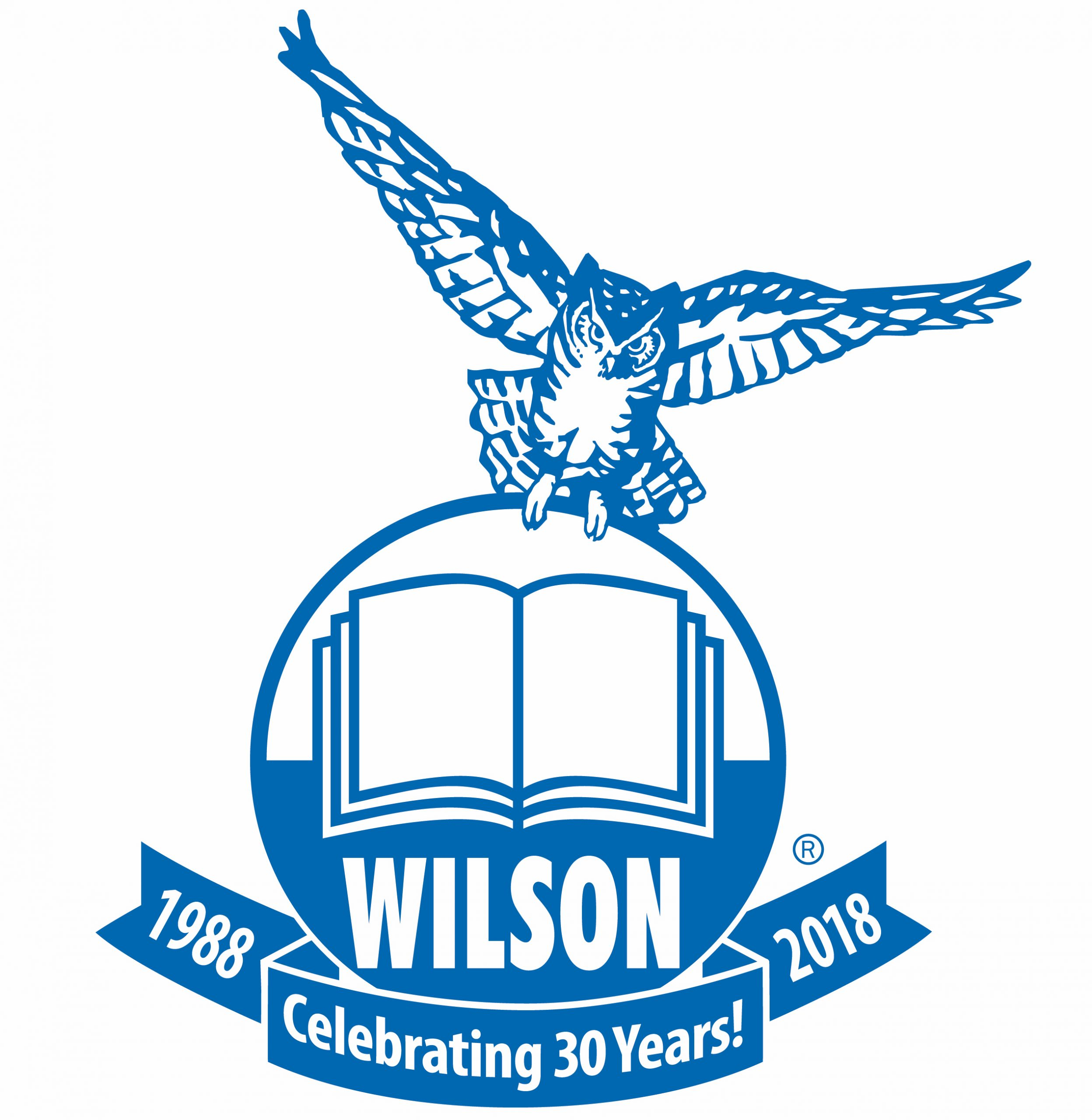 WILSON_LOGO_PMS293 with W_OUTLINE